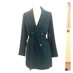 Forever 21 Jacket Dress
